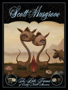 ScottMusgrove.com The Late Fauna of Early North America