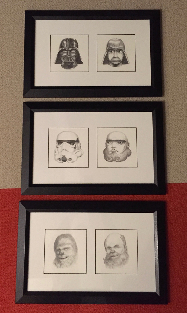 StarWars-Framed